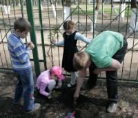Прикрепленное изображение: рабочий момент посадки деревьев 2.jpg