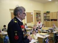 03. Награды ветерана-моряка. Внимательные слушатели