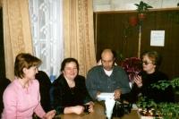 В учительской на площади Ильича