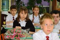 Первые минуты в 5 классе