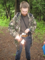 Высекаем огонь из кремния