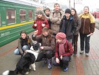 Павелецкий вокзал. Начало пути