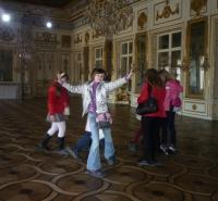 Экскурсия в Кусково