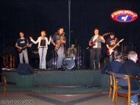 Концерт группы Против Ветра в клубе Меццо-Форте 10.03.2006