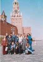 Красная площадь, 2002